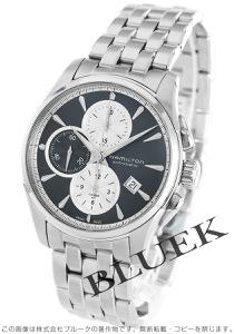 ハミルトン ジャズマスター オート クロノ クロノグラフ 腕時計 メンズ HAMILTON H32596181