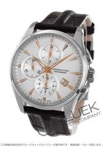 ハミルトン ジャズマスター オート クロノ クロノグラフ 腕時計 メンズ HAMILTON H32596551