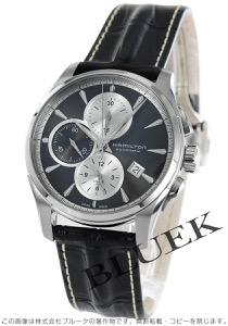 ハミルトン ジャズマスター オート クロノ クロノグラフ 腕時計 メンズ HAMILTON H32596781