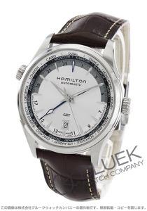 ハミルトン ジャズマスター GMT 腕時計 メンズ HAMILTON H32605551