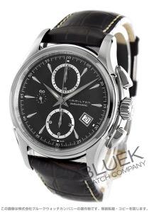 ハミルトン ジャズマスター オート クロノ クロノグラフ 腕時計 メンズ HAMILTON H32616533