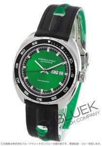 ハミルトン パン ユーロ 替えベルト付き 腕時計 メンズ HAMILTON H35415761
