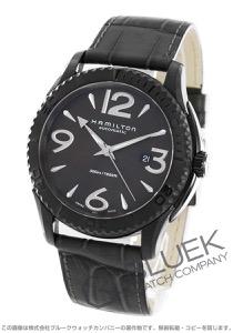 ハミルトン ジャズマスター シービュー 300m防水 腕時計 メンズ HAMILTON H37785685