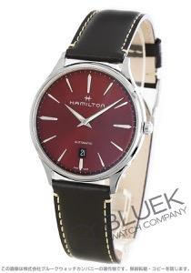 ハミルトン ジャズマスター シンライン オート 腕時計 メンズ HAMILTON H38525771