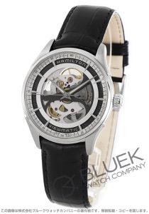 ハミルトン ジャズマスター ビューマチック スケルトン ジェント 腕時計 メンズ HAMILTON H42555751