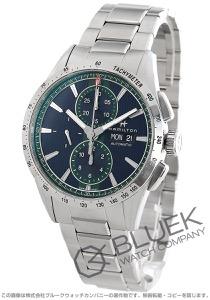 ハミルトン ブロードウェイ オート クロノ デイデイト クロノグラフ 腕時計 メンズ HAMILTON H43516141