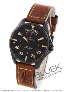 ハミルトン カーキ パイロット デイデイト オート 腕時計 メンズ HAMILTON H64605531