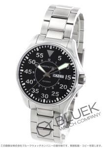 ハミルトン カーキ アビエーション パイロット オート 腕時計 メンズ HAMILTON H64611135