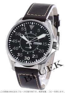 ハミルトン カーキ アビエーション パイロット 腕時計 メンズ HAMILTON H64611535