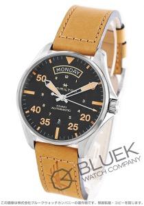 ハミルトン カーキ パイロット デイデイト オート 腕時計 メンズ HAMILTON H64645531