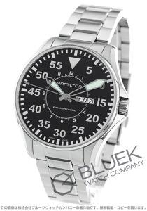 ハミルトン カーキ アビエーション パイロット オート 腕時計 メンズ HAMILTON H64715135