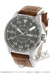ハミルトン カーキ アビエーション パイロット オート 腕時計 メンズ HAMILTON H64715885