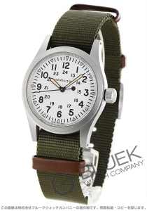 ハミルトン カーキフィールド メカニカル 腕時計 メンズ HAMILTON H69439411