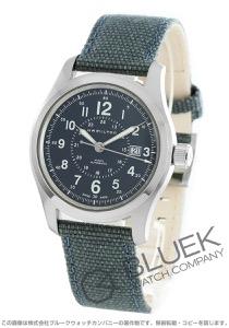 ハミルトン カーキ フィールド キャンパスレザー 腕時計 メンズ HAMILTON H70605943