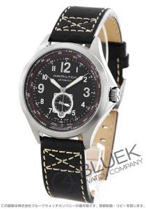 ハミルトン カーキ アビエーション QNE 腕時計 メンズ HAMILTON H76655733