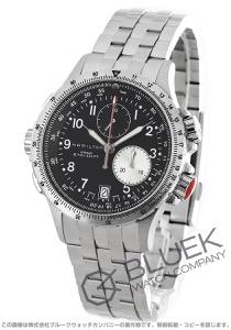 ハミルトン カーキ アビエーション ETO クロノグラフ 腕時計 メンズ HAMILTON H77612133