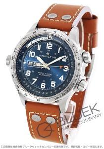 ハミルトン カーキ アビエーション X-ウィンド 腕時計 メンズ HAMILTON H77765541