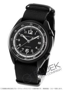 ハミルトン カーキ アビエーション パイロット パイオニア アルミニウム 腕時計 メンズ HAMILTON H80485835