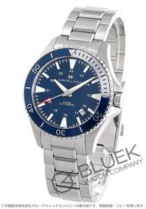 ハミルトン カーキ ネイビー スキューバ オート 腕時計 メンズ HAMILTON H82345141