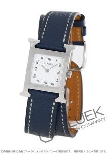 エルメス Hウォッチ ドゥブルトゥール 腕時計 レディース HERMES HH1.210.131/UU7L2