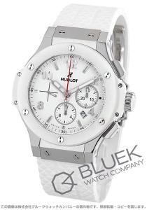ウブロ ビッグバン スチールホワイト クロノグラフ 腕時計 メンズ HUBLOT 301.SE.230.RW