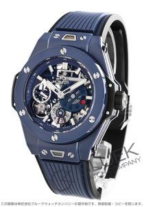 ウブロ ビッグバン メカ-10 ブルーセラミック パワーリザーブ 腕時計 メンズ HUBLOT 414.EX.5123.RX