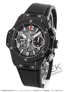 ウブロ ビッグバン ウニコ ブラックマジック クロノグラフ 腕時計 メンズ HUBLOT 441.CI.1170.RX
