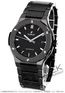 ウブロ クラシック フュージョン ブラックマジック 腕時計 メンズ HUBLOT 510.CM.1170.CM