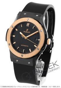 ウブロ クラシック フュージョン セラミック キングゴールド 腕時計 メンズ HUBLOT 511.CO.1781.RX
