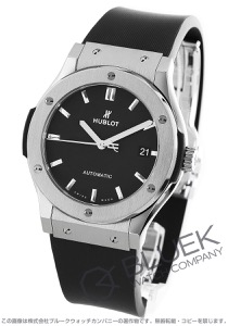 ウブロ クラシック フュージョン チタニウム 腕時計 メンズ HUBLOT 511.NX.1171.RX