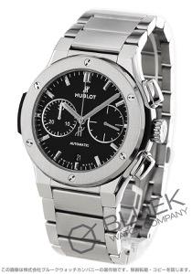 ウブロ クラシック フュージョン チタニウム クロノグラフ 腕時計 メンズ HUBLOT 520.NX.1170.NX