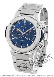 ウブロ クラシック フュージョン チタニウム クロノグラフ 腕時計 メンズ HUBLOT 520.NX.7170.NX