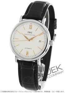 IWC ポートフィノ アリゲーターレザー 腕時計 メンズ IWC IW356517