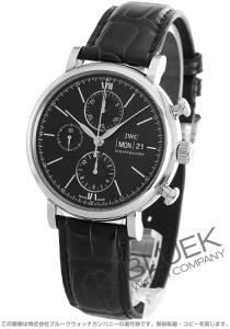 IWC ポートフィノ クロノグラフ アリゲーターレザー 腕時計 メンズ IWC IW391029