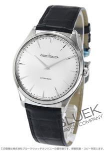 ジャガールクルト マスター ウルトラスリム アリゲーターレザー 腕時計 メンズ Jaeger-LeCoultre Q1338421