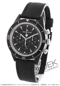 ジャガールクルト ディープシー クロノグラフ サーメット 腕時計 メンズ Jaeger-LeCoultre Q208A570