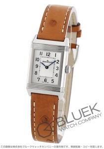 ジャガールクルト レベルソ クラシック スモール オーストリッチレザー 腕時計 レディース Jaeger-LeCoultre Q2608531