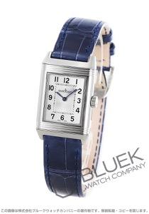 ジャガールクルト レベルソ クラシック スモール アリゲーターレザー 腕時計 レディース Jaeger-LeCoultre Q2608532