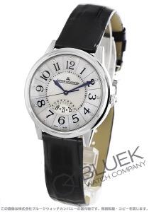 ジャガールクルト ランデヴー デイト ダイヤ アリゲーターレザー 腕時計 レディース Jaeger-LeCoultre Q3548490