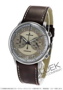 ユンハンス マイスター ドライバー クロノスコープ クロノグラフ 腕時計 メンズ JUNGHANS 027/3684.00