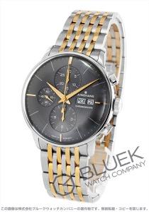 ユンハンス マイスター クロノスコープ クロノグラフ 腕時計 メンズ JUNGHANS 027/4527.45