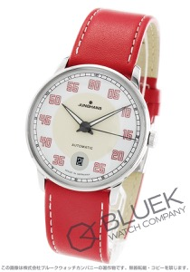 ユンハンス マイスター ドライバー 腕時計 メンズ JUNGHANS 027/4716.00