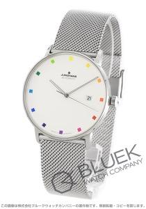 ユンハンス フォームA バウハウス創立100周年 世界限定1000本 腕時計 メンズ JUNGHANS 027/4937.44