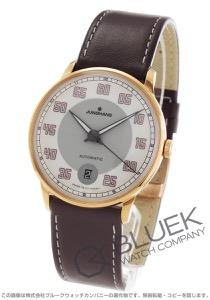 ユンハンス マイスター ドライバー 腕時計 メンズ JUNGHANS 027/7710.00