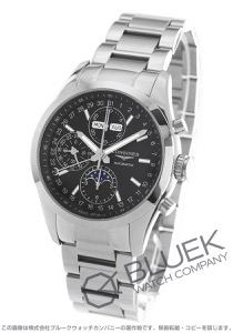ロンジン コンクエスト クラシック クロノグラフ ムーンフェイズ 腕時計 メンズ LONGINES L2.798.4.52.6