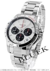 ロンジン コンクエスト クロノグラフ 腕時計 メンズ LONGINES L3.697.4.06.6