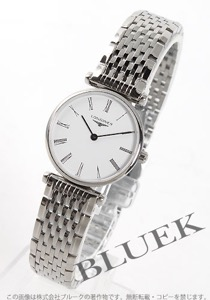 ロンジン グランドクラシック 腕時計 レディース LONGINES L4.209.4.11.6