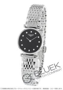 ロンジン グランドクラシック ダイヤ 腕時計 レディース LONGINES L4.209.4.58.6