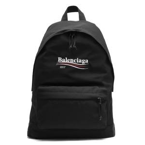 バレンシアガ リュックサック/バックパック バッグ メンズ レディース エクスプローラー ブラック 459744 9D0E5 1000 BALENCIAGA