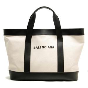 バレンシアガ トートバッグ バッグ メンズ レディース ネイビートート ナチュラル&ブラック 479290 AQ3AN 9260 BALENCIAGA